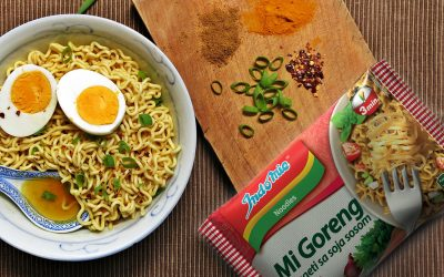 NEW: Indomie instant noodles