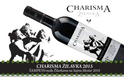 Charisma – Best – rated Žilavka