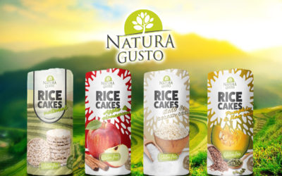 New in the Natura Gusto product range