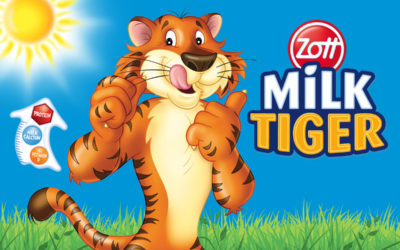 Milk Tiger – New product range