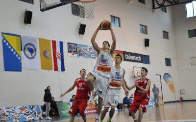 Košarkaški turnir Monte Zott 2015