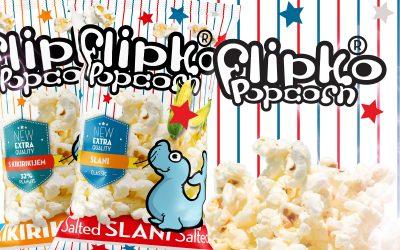 NEW! Flipko Popcorn