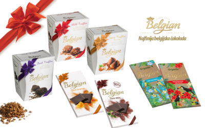 The Belgian – High quality chocolate